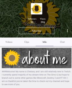 Twitch Website Design